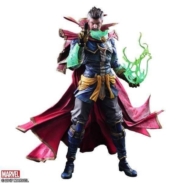 PLAY ARTS Marvel Universe: Doctor Strange