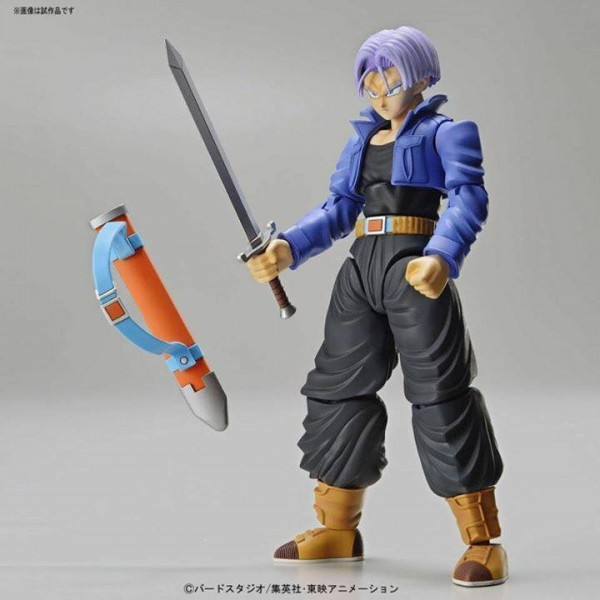 Figure-rise Standard Trunks