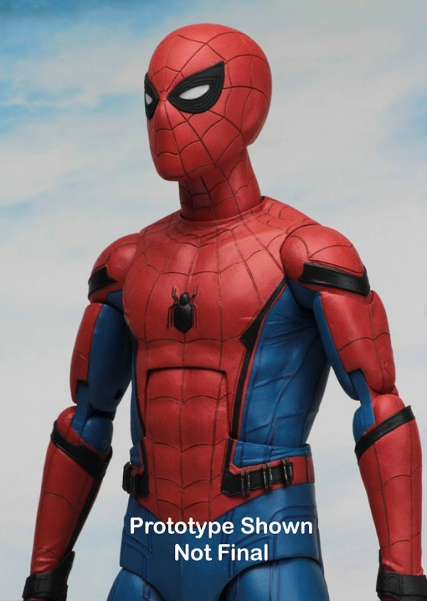 Spider-Man: Homecoming 1/4 par NECA