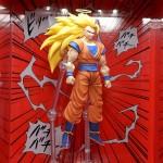 S.H.Figuarts Son Goku Super Saiyan 3 - réédition prévue