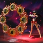 S.H.Figuarts Super Sailor Mars - Sailor Moon