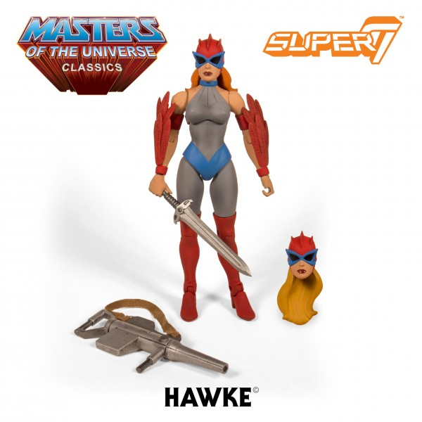 Hawke Lodar Quakke New Masters of the Universe Classics Figures Pre-Order