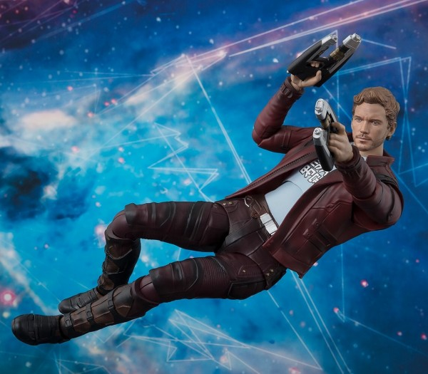 S.H. Figuarts Guardians of the Galaxy Vol. 2 : Star-Lords, Rocket & Baby Groot