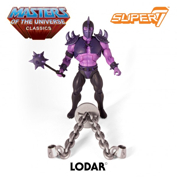 Lodar Quakke New Masters of the Universe Classics Figures Pre-Order
