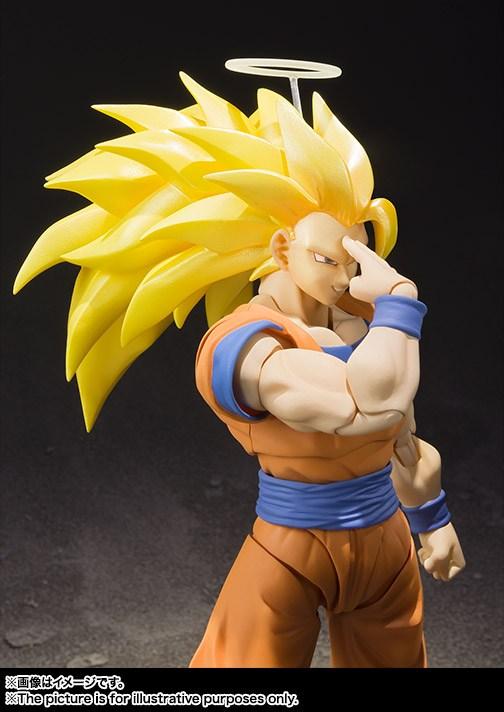 S.H.Figuarts Son Goku Super Saiyan 3 V2.0