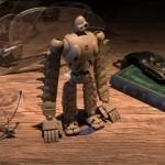 Laputa : Le soldat du Château dans le Ciel enfin en jouet
