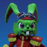 Bucky O'Hare par Boss Fight : images officielles