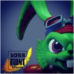 Bucky O'Hare ! 1er images de Boss Fight Studio