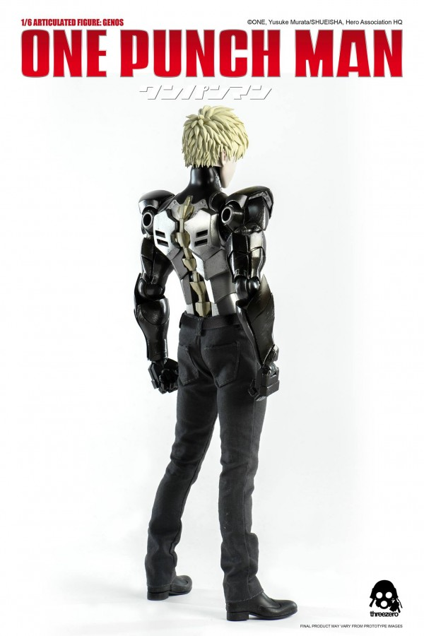 Genos - One Punch Man par Threezero