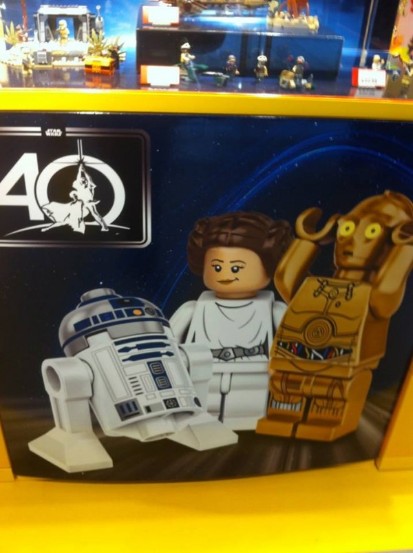 LEGO STORE LEGO STAr WARS MAY THE 4 2017