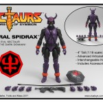 The Sectaurs, Zico Toys dévoile sa 2eme figurine