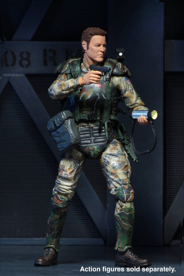 Alien : USCM Arsenal Accessory Set NECA