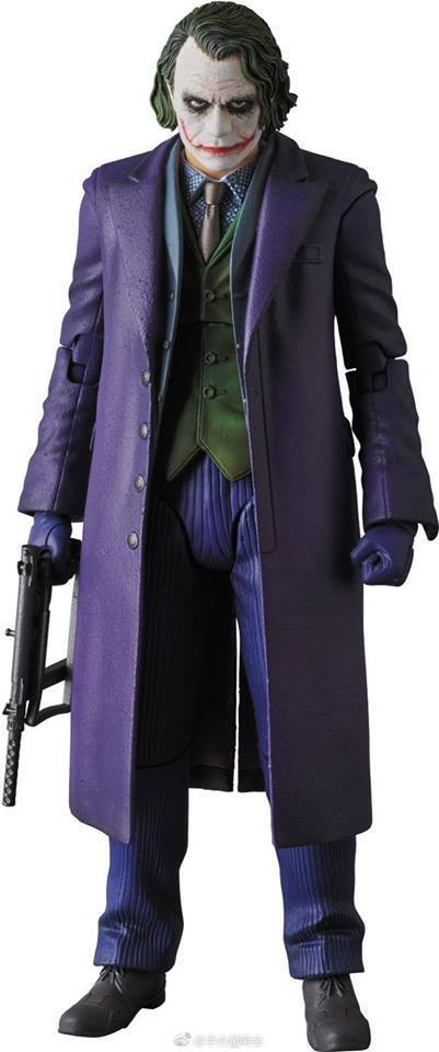 MAFEX the Joker 2.0 - The Dark Knight