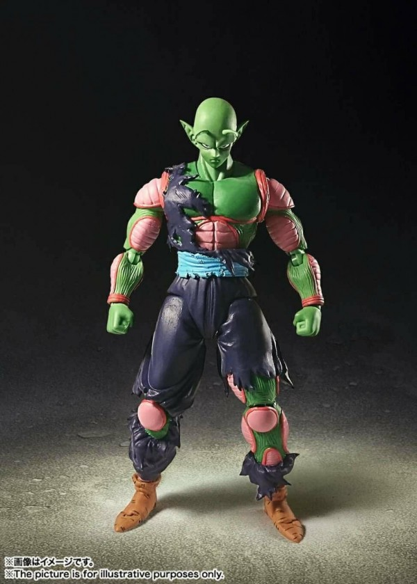 S.H.Figuarts Piccolo Battle Damaged - DBZ