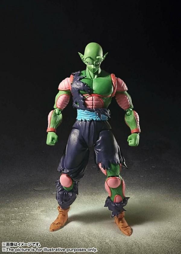 S.H.Figuarts Piccolo Battle Damaged - DBZ