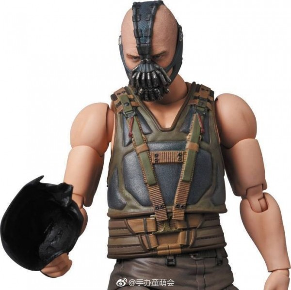 MAFEX Bane - The Dark knight Rises