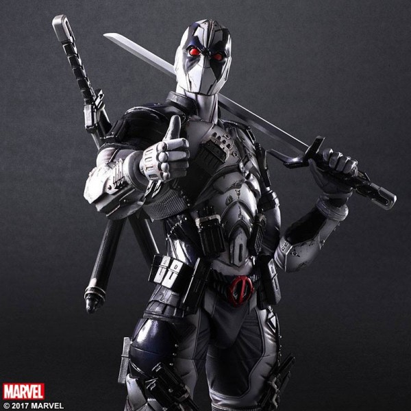 Deadpool Variant X-Force Play Arts Kai