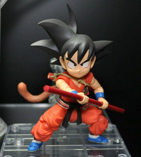 S.H.Figuarts Dragon Ball Super DBZ