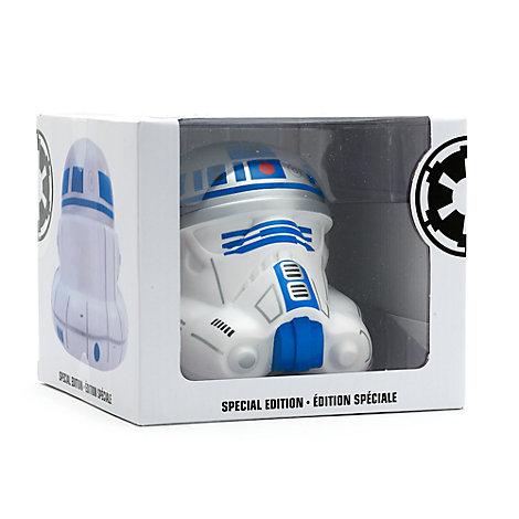 Casque de droïde miniature en vinyle, Star Wars Legion