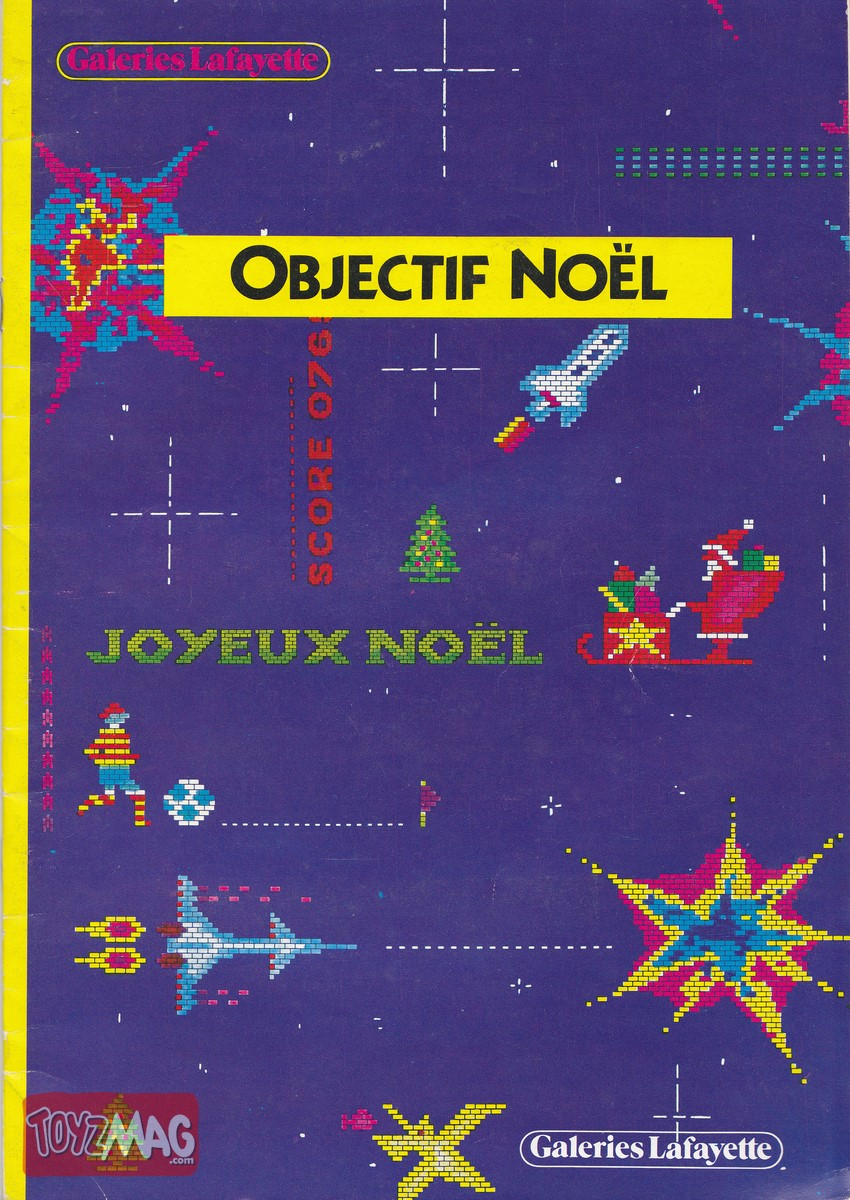 catalogue noel 2018 galeries lafayette ToyzMag.» Bonus Nostalgique : Catalogue Galeries Lafayette 1982 catalogue noel 2018 galeries lafayette