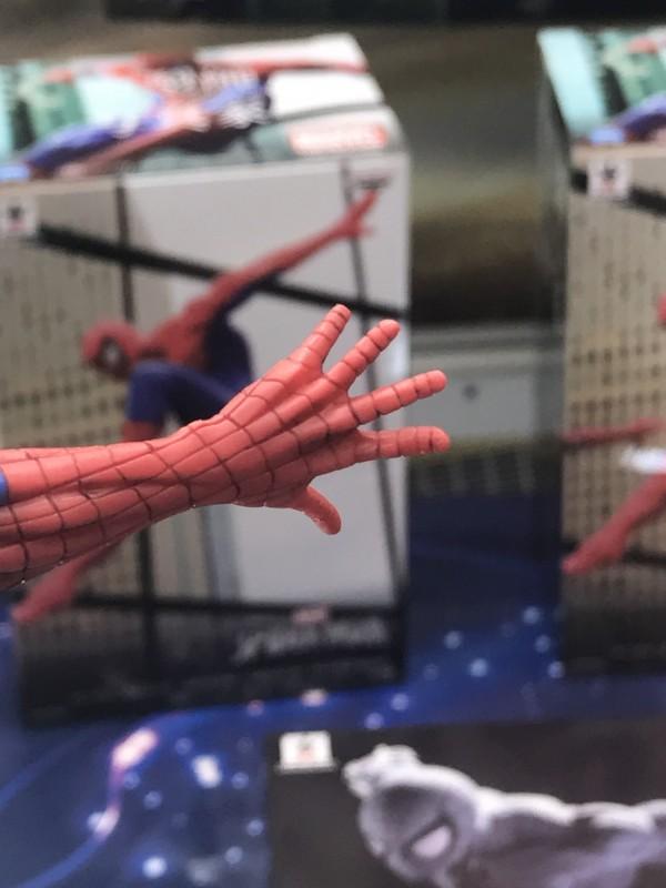 Unboxing Spider-Man Banpresto
