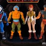 Super7 dévoile ses nouvelles figurines MOTUC filmation