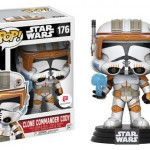 Funko Pop! Star Wars : Cody en exclu chez Walgreens