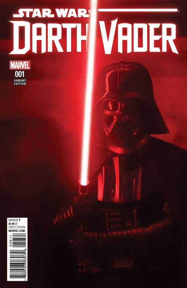 Comic Star Wars Darth Vador vader