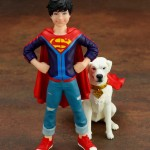 DC Comics Super Sons Jonathan Kent & Krypto ARTFX+