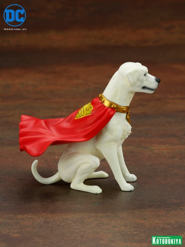 DC Comics Super Sons Jonathan Kent & Krypto Two Pack ARTFX+.