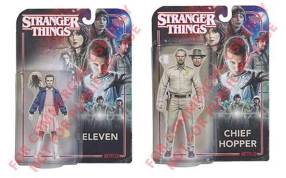 Stranger Things McFarlane toys