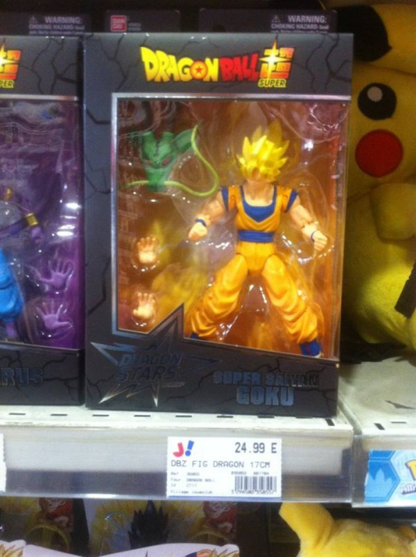 Dragon Ball Z Dragon Stars  Son Goku Super Saiyan