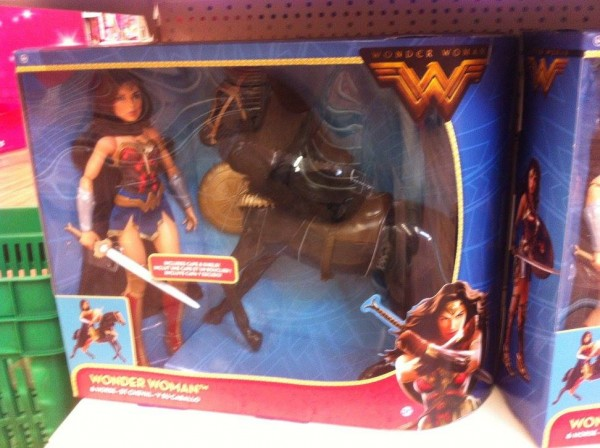 Wonder Woman   nouvelles poupées