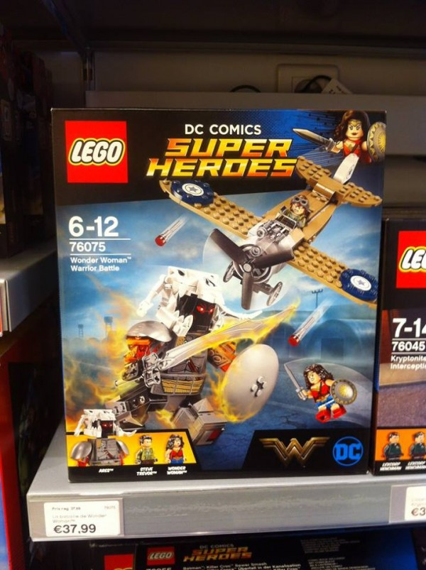 LEGO Wonder Woman / Thor