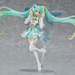 Figma Hatsune Miku Racing 2017 – les images officielles