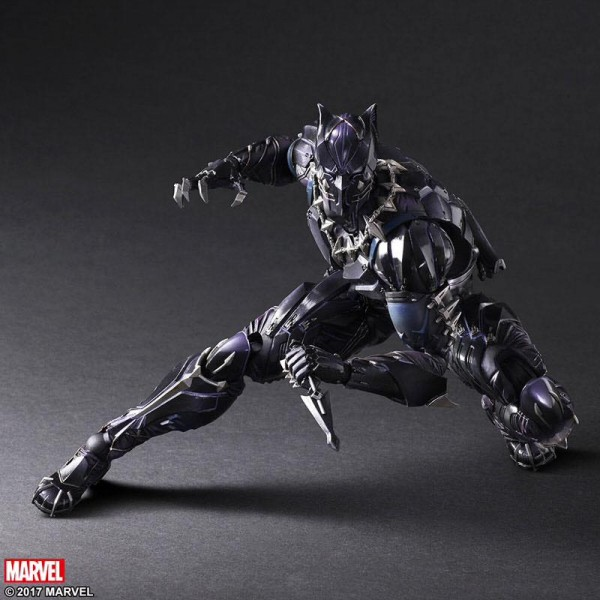 Play Arts Kai -  Black Panther Variant Play Arts Kai -  Black Panther Variant