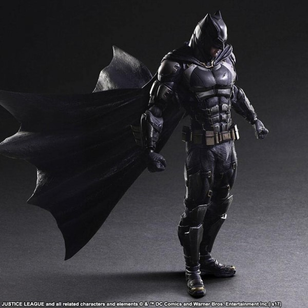 Play Arts Kai Batman Tactical Suit ver. Justice Leagues