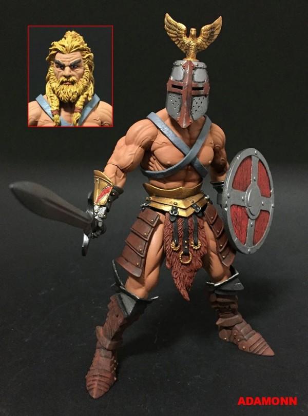 Mythic Legions: Coliseum