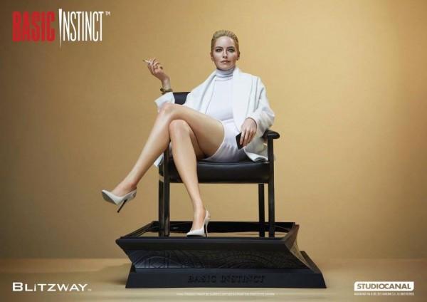 Blitzway: Basic Instict (1992) Sharon Stone Statue.
