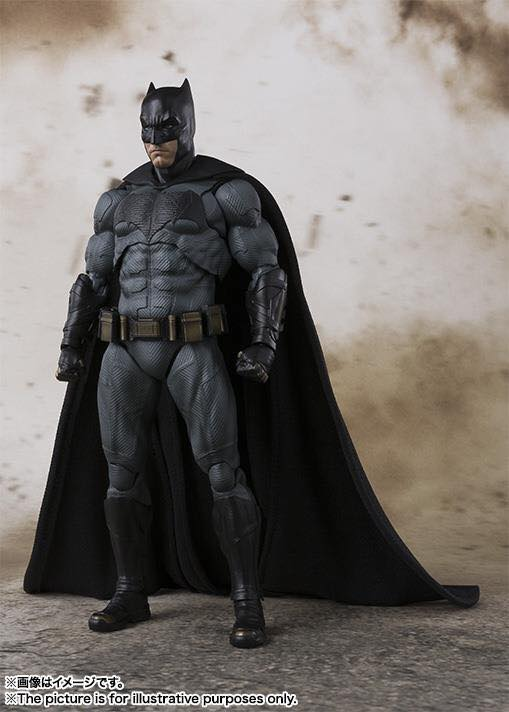 S.H. Figuarts - Batman - Justice League