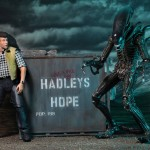 Aliens : Carter Burke (Hadley's Hope Set) par NECA