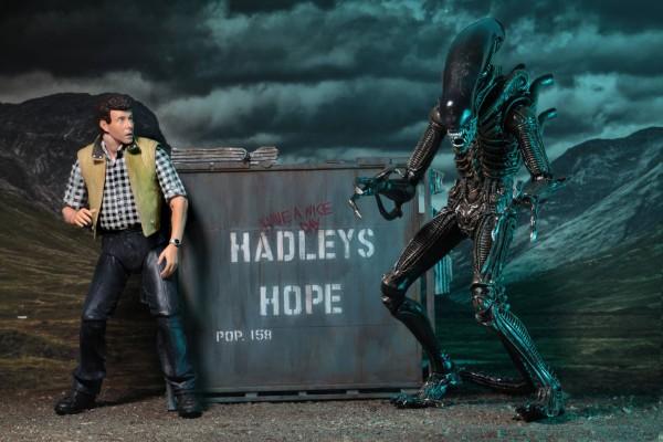 Aliens : Carter Burke Par NECA