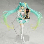 Figma Hatsune Miku Racing 2017 - les images officielles