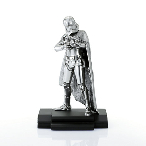 Figurine de Capitaine Phasma, Star Wars, en étain Royal Selangor - voir le produit
