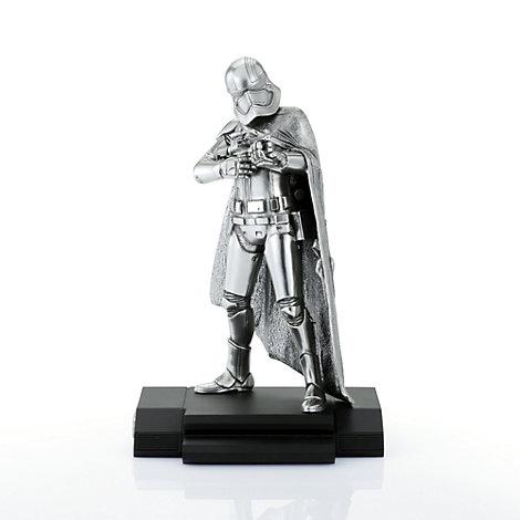 Figurine de Capitaine Phasma, Star Wars, en étain Royal Selangor - voir le produit