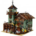 Nouveau set LEGO Ideas : 21310 Old Fishing Store