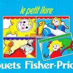 Bonus Nostalgique : Mini Catalogue Fisher Price 1982