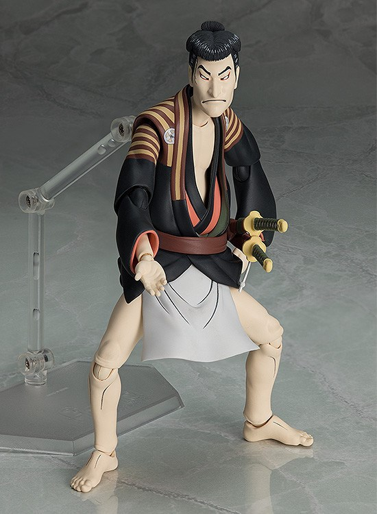 Figma #SP-100 - The Table Museum - Sandaime Ootani Oniji no Yakko Edohei (FREEing)