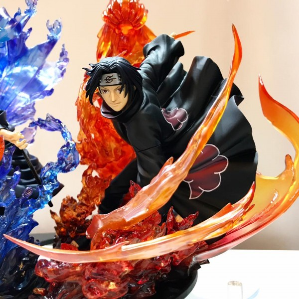 World's First Public Exhibition at Japan Expo 2017 : Nouvelles Figuarts Zero de Dragon Ball Z et Naruto