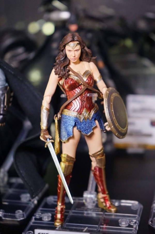 SDCC 2017 - S.H Figuarts - Justice League